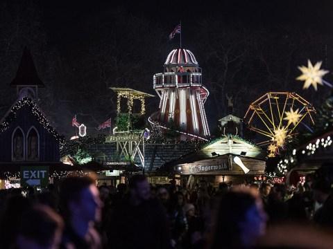 When does Winter Wonderland open for 2018?