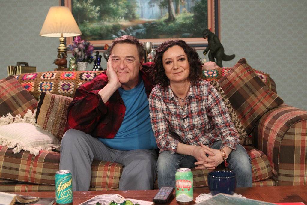 When is The Conners on UK TV and why has Roseanne's character been killed off?