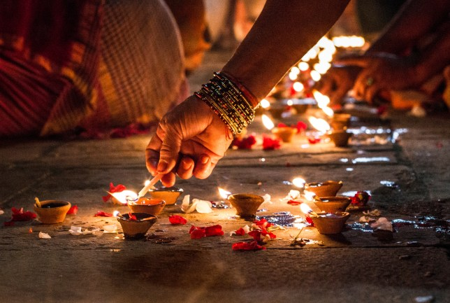 Image result for After the Rama first, Diwali returned to Ayodhya
