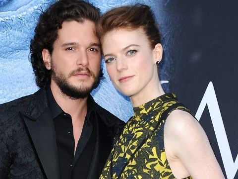 Game of Thrones' Kit Harington won't even tell wife Rose Leslie how show ends