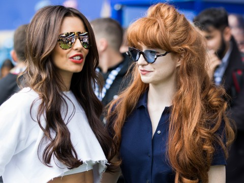 Cheryl 'is in a good place' as Nicola Roberts reveals details about her 'breakup' album