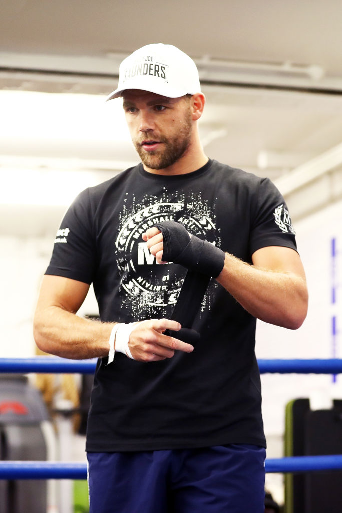 Billy Joe Saunders will have chance to convince WBO not to strip him of title