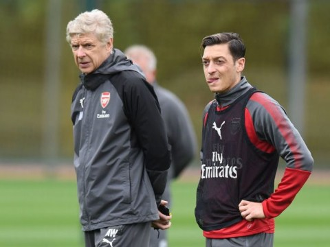 Arsene Wenger claims Mesut Ozil will lack motivation at Arsenal after quitting Germany