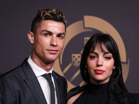 Cristiano Ronaldo's girlfriend throws support behind footballer as he denies rape accusations
