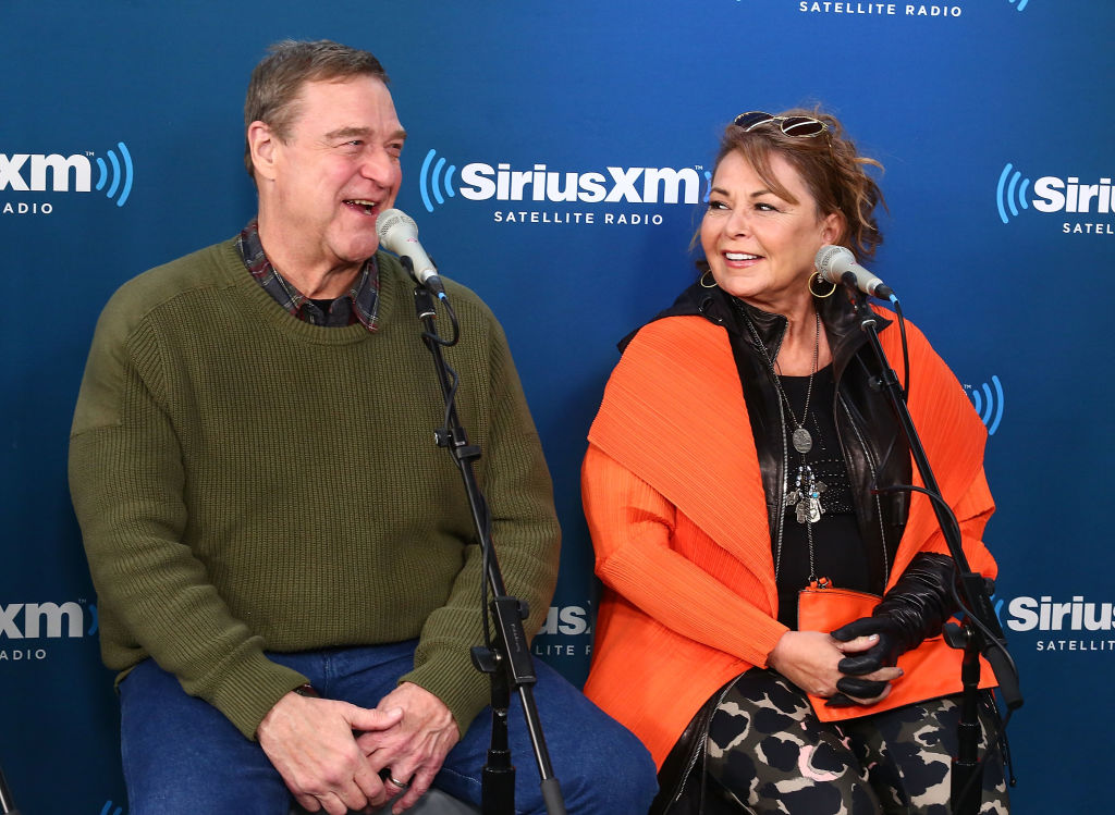 John Goodman says Roseanne Barr is 'definitely missed' on The Connors