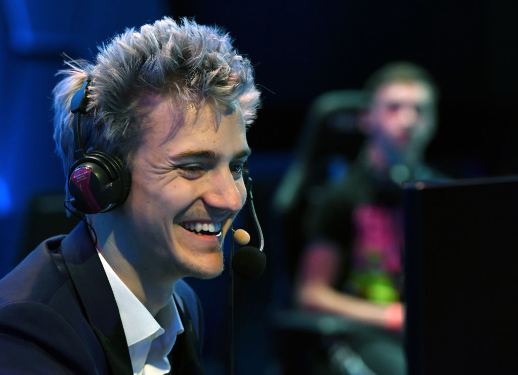 Ninja will stream Fortnite from Times Square in 12-hour New Year's Eve event