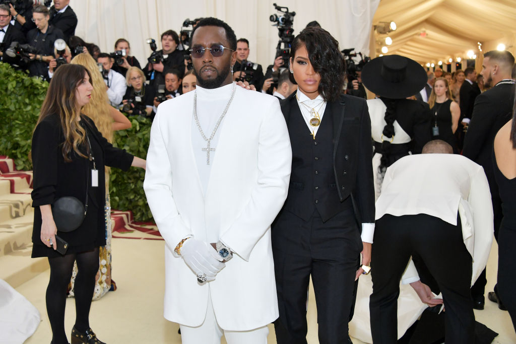 Diddy is using Michael Jackson to 'get ex girlfriend Cassie back': 'The lady in my life'