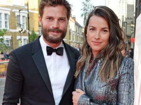 Jamie Dornan and wife Amelia Warner are expecting third child together