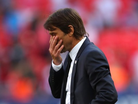 Antonio Conte's Real Madrid move hits snag with Santiago Solari the favourite to replace Julen Lopetegui