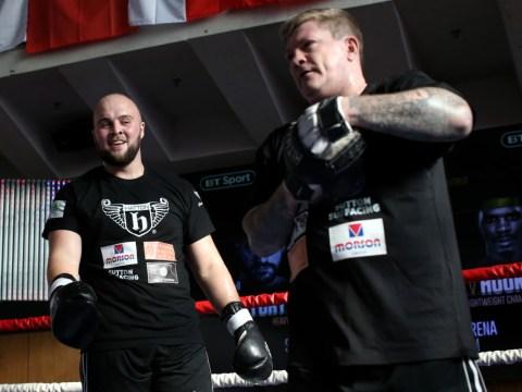 Nathan Gorman begs Ricky Hatton every week for Daniel Dubois fight