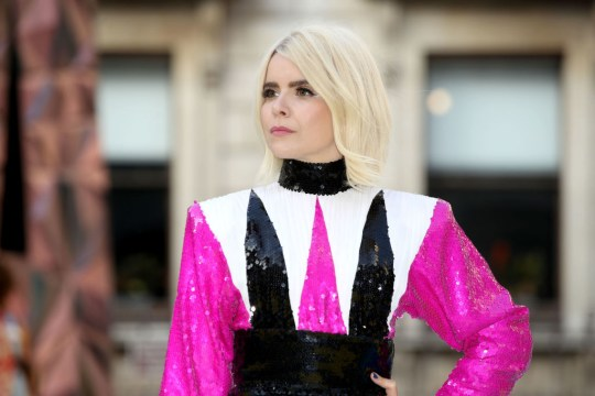 ff3b95075dfe Paloma Faith says there is 'nothing wrong' with a boy wearing a ...