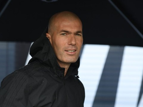 Zinedine Zidane's agent names the club he wants to manage ahead of Manchester United
