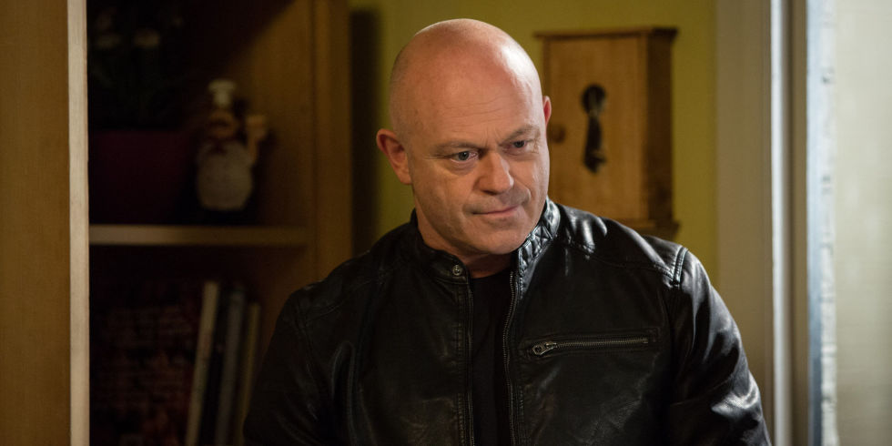 EastEnders spoilers: Keanu Taylor's blackmailer to be revealed as Grant Mitchell?