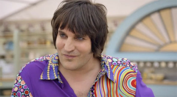 Great British Bake Off contestants avoid certain work stations over fears they'll be distracted by Noel Fielding