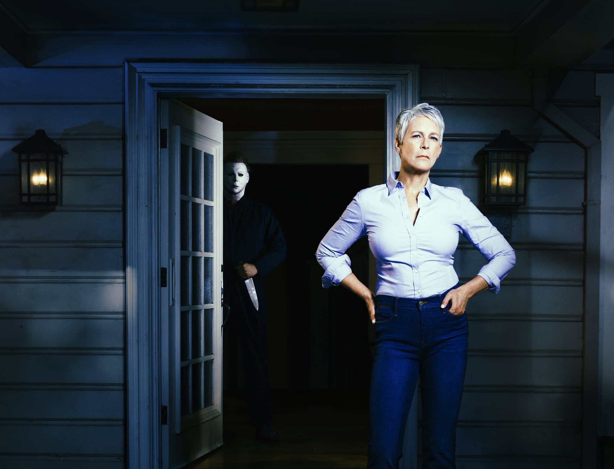Jamie Lee Curtis wants the Halloween movies to inspire more women