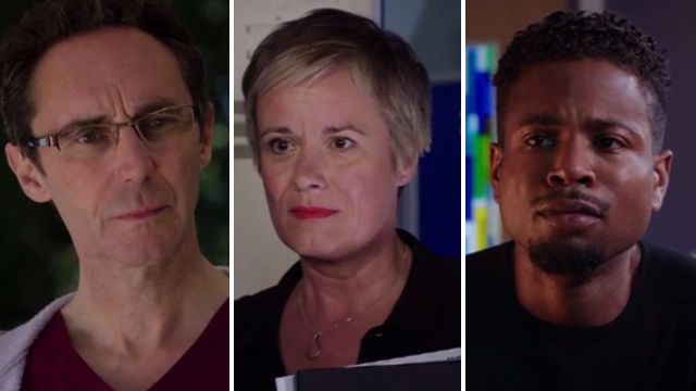 7 Holby City spoilers: Zav's family secret is out, Gaskell goes to pieces and more