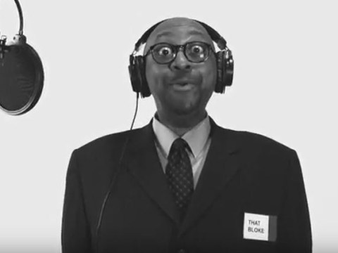 Honey G, Wagner and Howard from the Halifax ads have released this year's Stand Up To Cancer charity single – enjoy