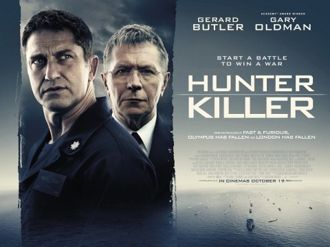 Hunter Killer review: Gerard Butler's action thriller is a fun watch but another run-of-the-mill blockbuster