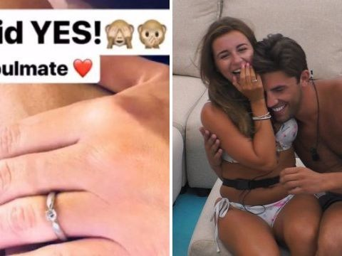 Dani Dyer hits back at trolls as she's labelled 'attention seeking' following engagement prank