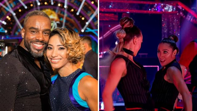 Strictly Come Dancing's Charles Venn hails 'comfortable' same-sex dance: 'It really worked'