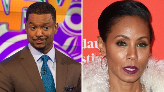 Jada Pinkett Smith pied by Will's Fresh Prince co-star Alfonso Ribiero after thinking they went on a date