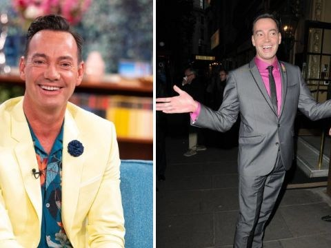 Craig Revel Horwood on Strictly 'spat' with James Jordan that led to bodyguard