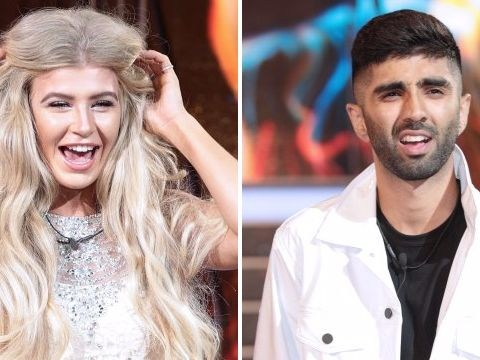 Big Brother introduces horse-riding toff Isabella Farnese and fame-hungry Hussain Ahmed as Issac Jagroop gets evicted