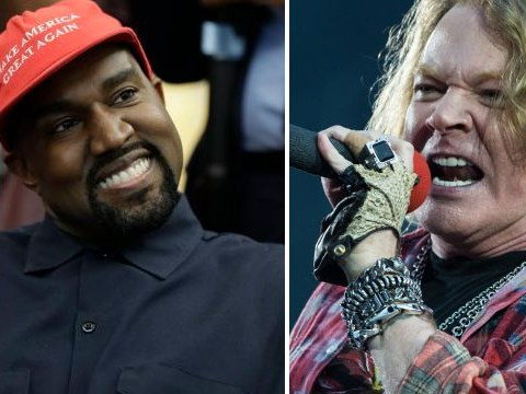 Guns N' Roses' Axl Rose blasts 'attention seeking' Kanye West over Donald Trump visit