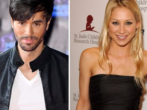 Enrique Iglesias confirms to Vick Hope he's not married after 17-year relationship to Anna Kournikova