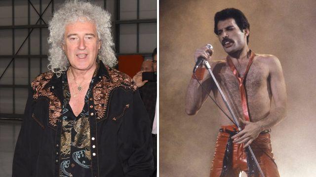 Queen's Brian May believes Freddie Mercury would love Bohemian Rhapsody biopic