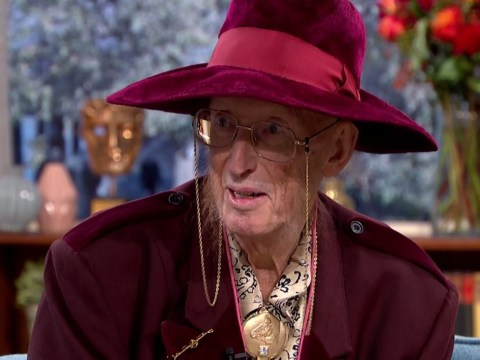 John McCririck blames 'flu and being sacked from Channel 4 racing' for shocking new look