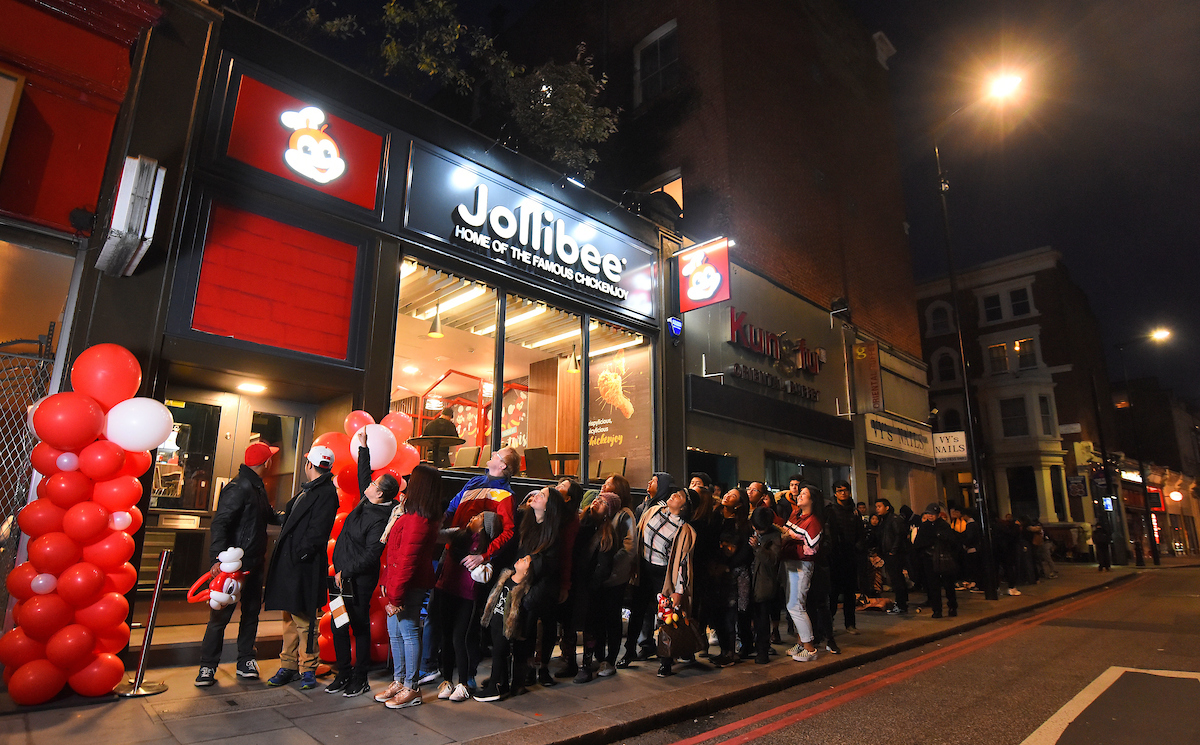 Asian fast food sensation Jollibee arrives in London but does it live up to the hype?
