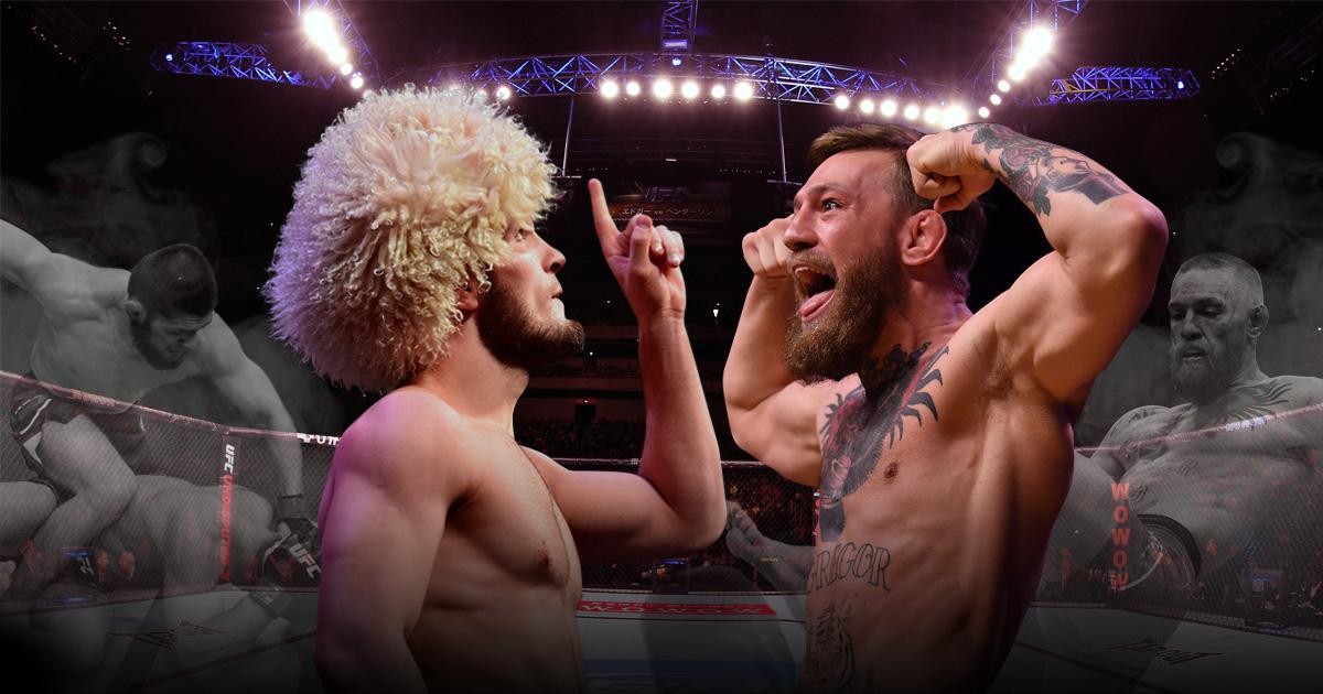 Khabib Nurmagomedov vs Conor McGregor LIVE: Relive crazy night UFC 229
