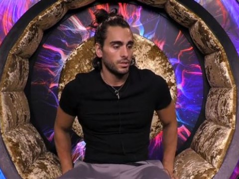 Big Brother's Lewis 'not ashamed' as he is removed from house for 'unacceptable language'