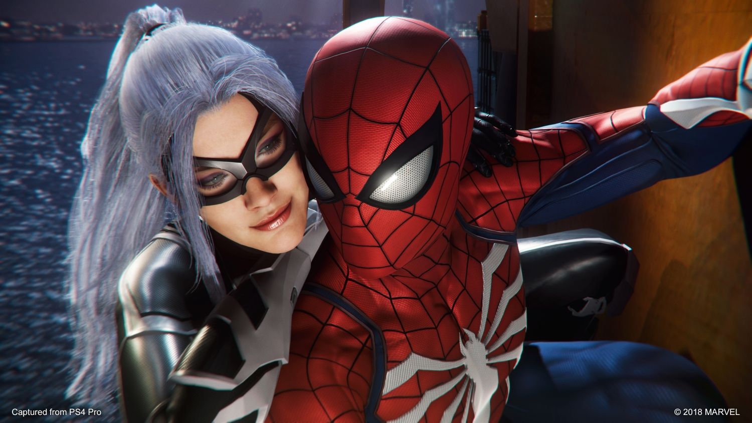 Marvel's Spider-Man: The Heist (PS4) - Mary Jane is not going to like this