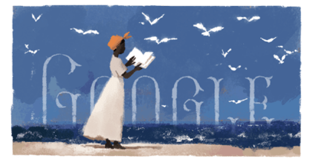 The Mary Prince Google Doodle