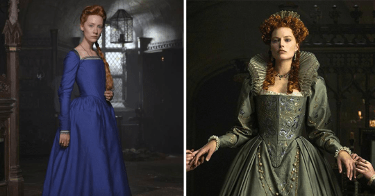 Mary Queen of Scots director on rivalry between Margot Robbie and Saiorse Ronan