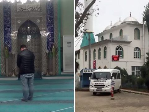 Mosque discovers worshippers have been praying the wrong way for 37 years