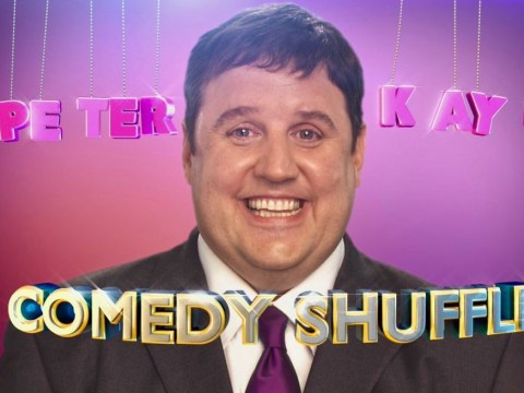 Peter Kay confirms brand new series of Comedy Shuffle