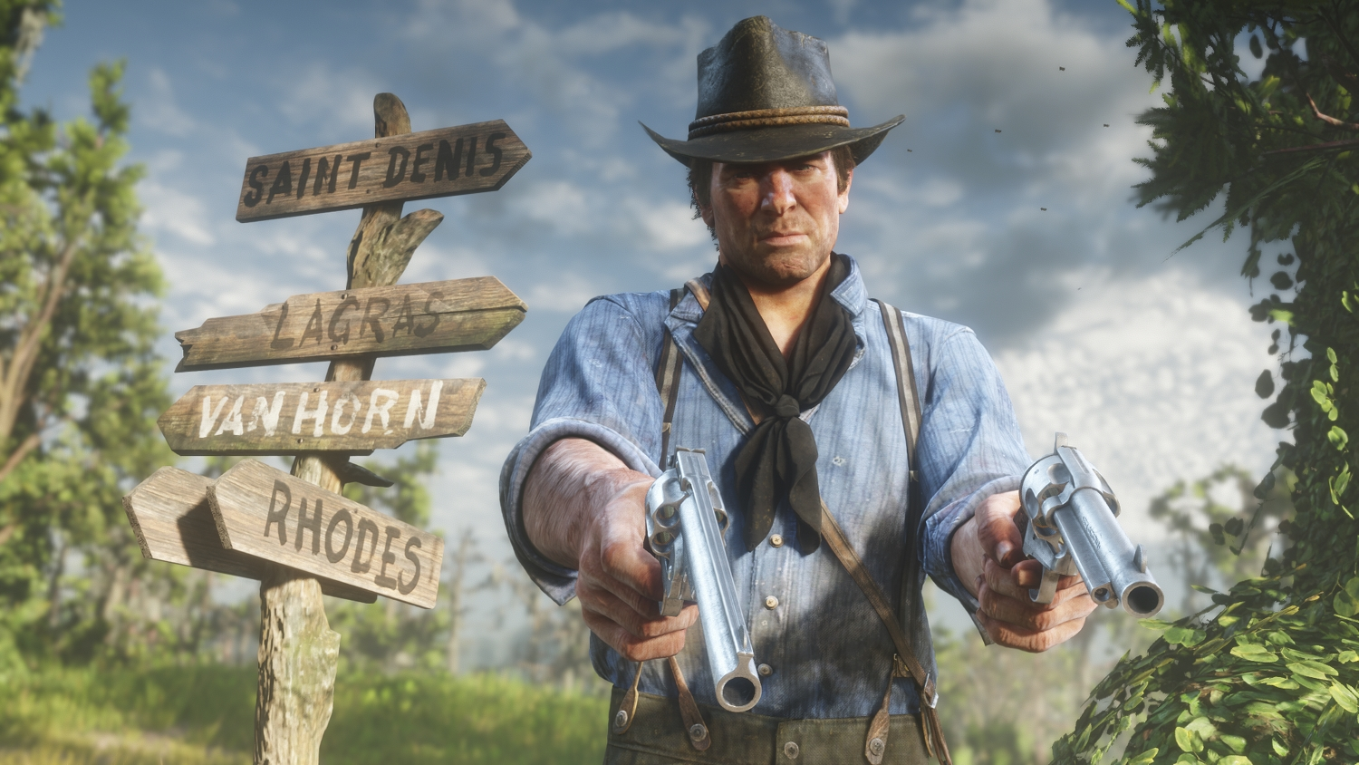 Red Dead Redemption II beginner's guide – tips, cheats, and insider info