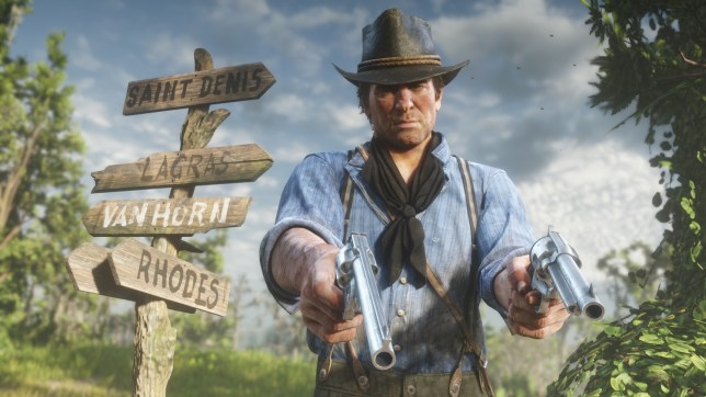 Red Dead Redemption II - you won't get lost with these handy tips