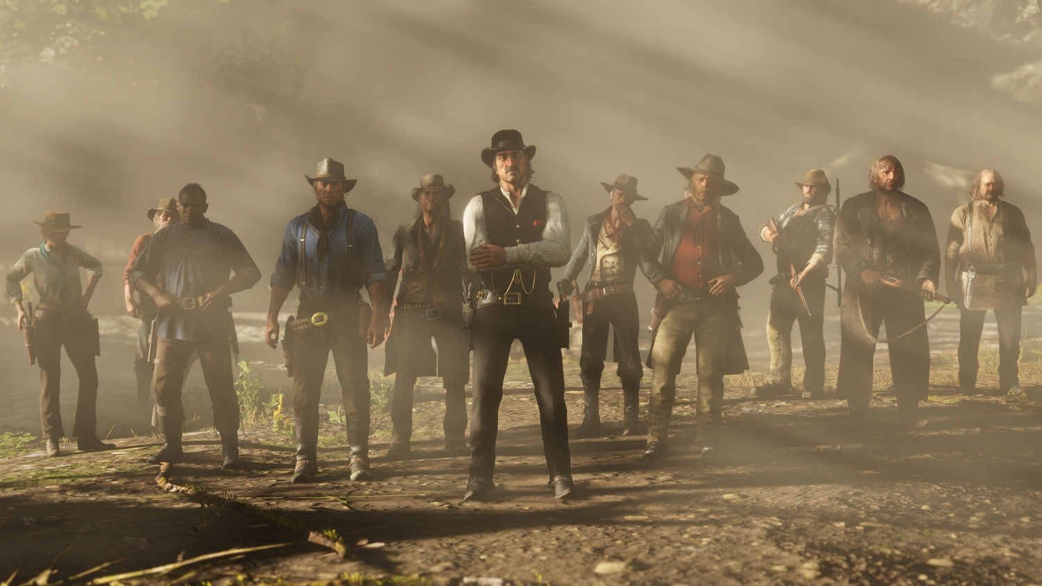 Rockstar Games face lawsuit from real-life Pinkertons over Red Dead Redemption II