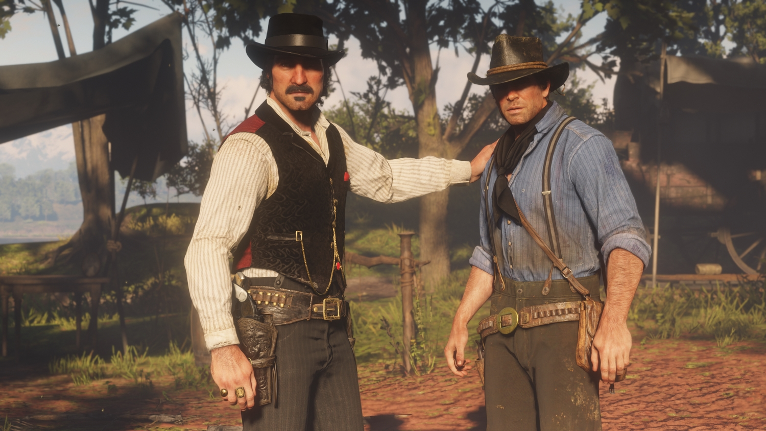 Rockstar Games accused of being 'misleading' as real-life Pinkertons respond to Red Dead Redemption II lawsuit complaint