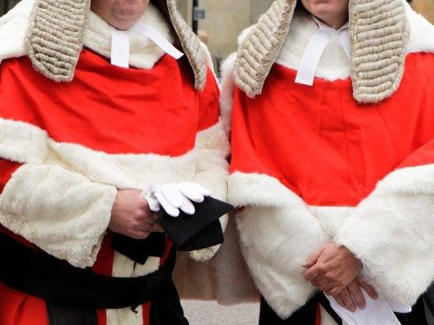 Judges on course for £60,000 payrise to boost their morale