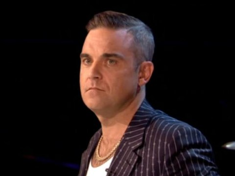 X Factor's Robbie Williams wants us to know that he is 'a born liar' – but for good reason