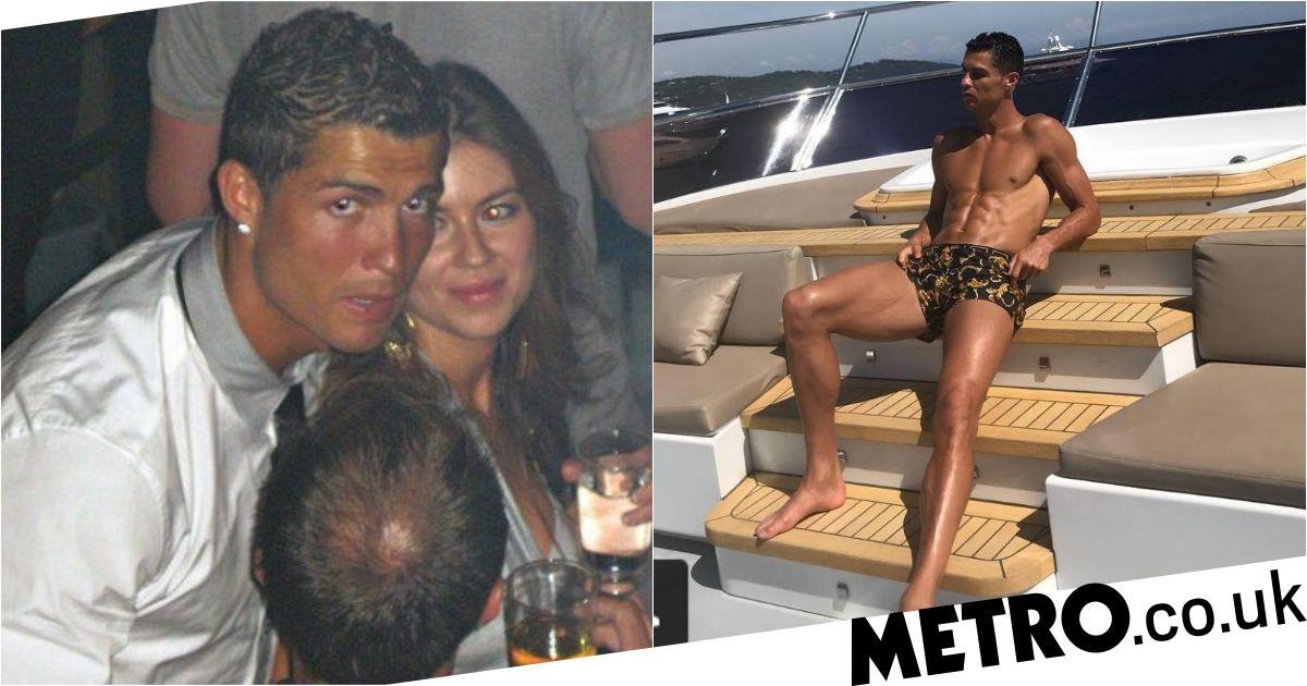 Роналдо снял проституток зрелые проститутки наташа