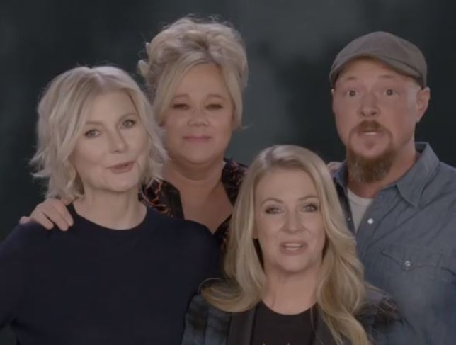 Sabrina The Teenage Witch cast reunite for Netflix's