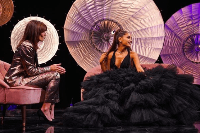 Ariana Grande shares first glimpse of one-hour special at the BBC