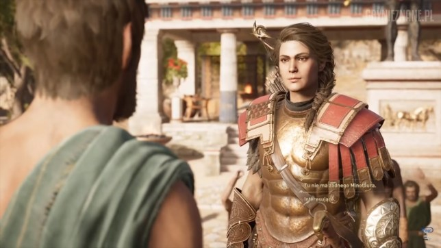 Assassin's Creed Odyssey - Ubisoft cast the first stone