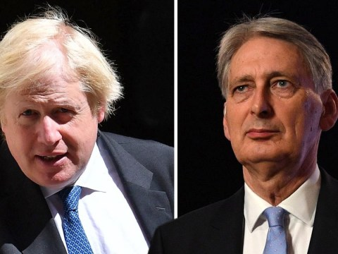 Philip Hammond mocks Boris Johnson and says he'll never be PM